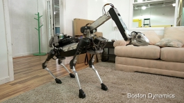SpotMini The Robot Dog